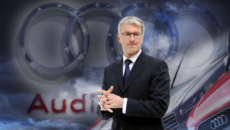 Rupert Stadler: Unter strengen Auflagen aus der U-Haft entlassen