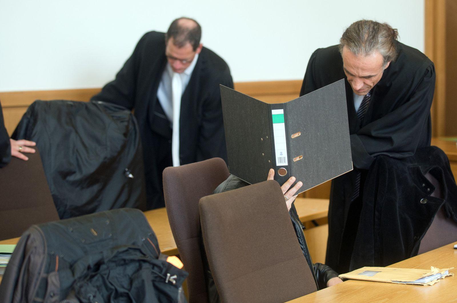 """""""Ehrenmord""""-Prozess Hagen"""