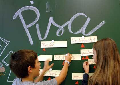 Büffeln nach Pisa: Bleibt von der zehnten Klasse nichts hängen?