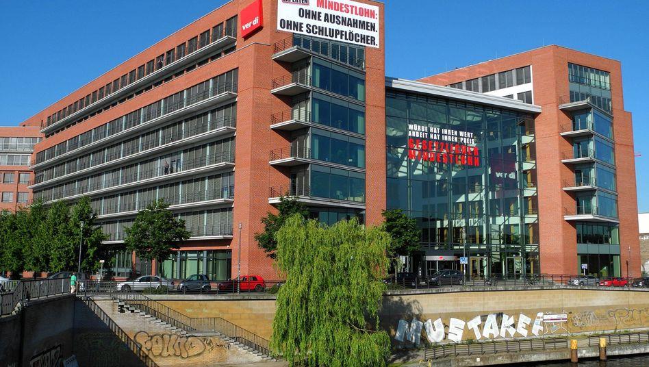 Ver.di-Zentrale in Berlin