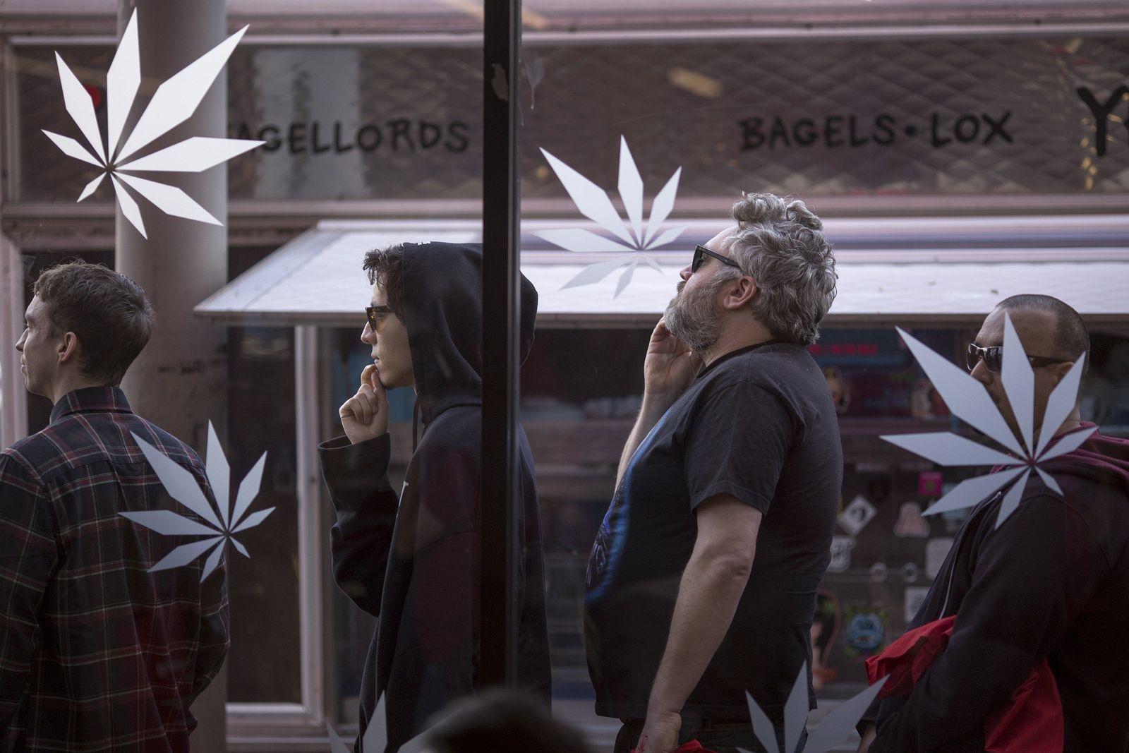 Kalifornien / Marihuana