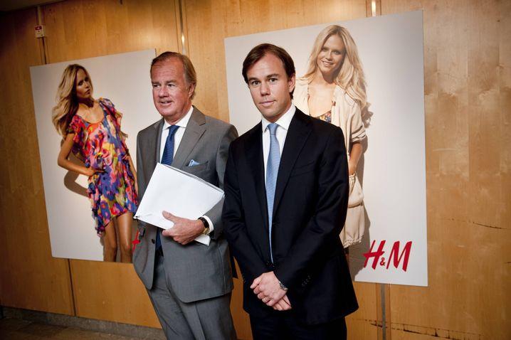 Stefan und Karl-Johan Persson (2010)