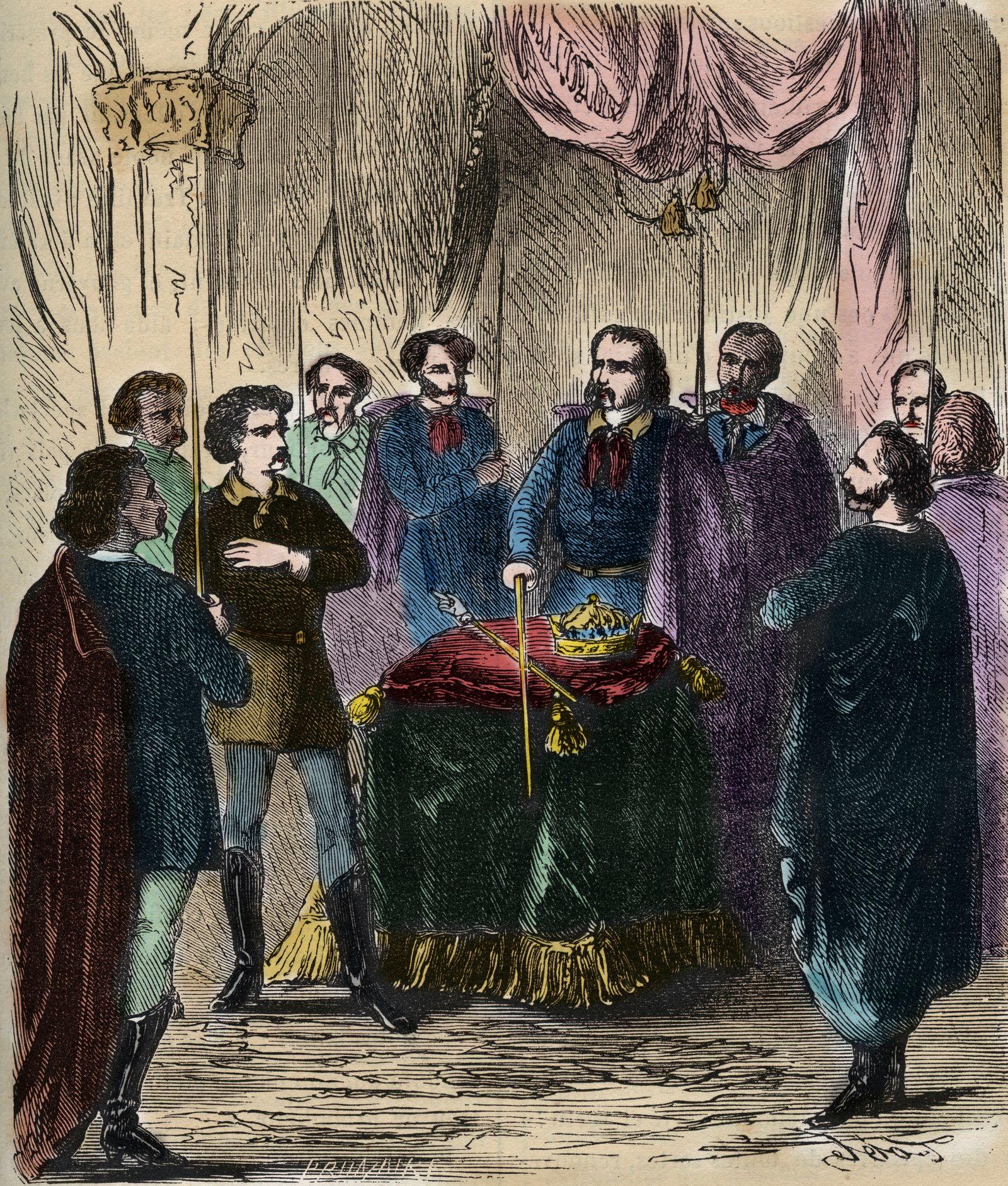 Reception of an Illuminatus
