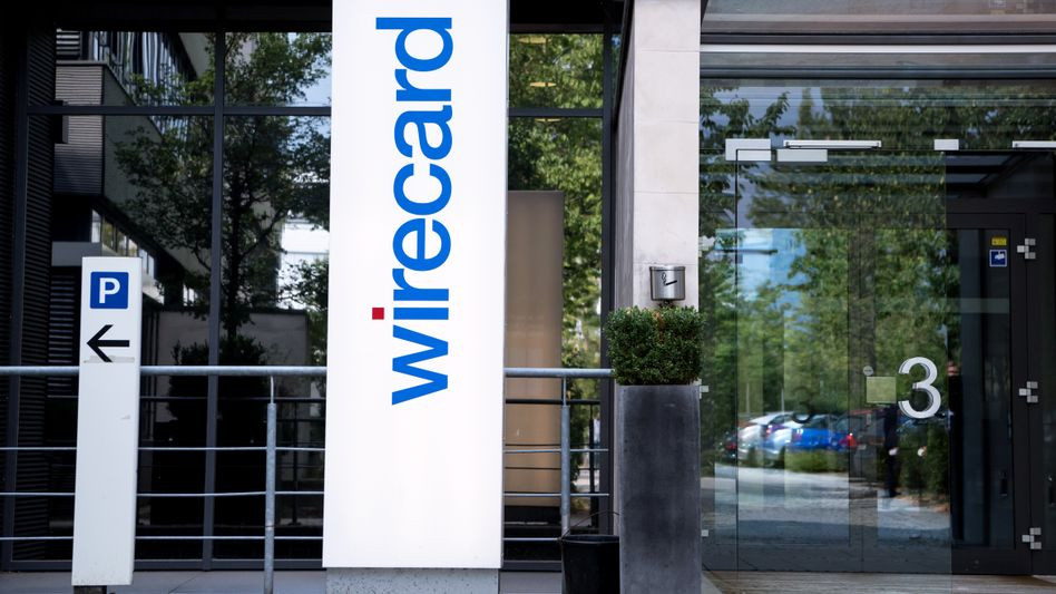 Firmenzentrale von Wirecard in Aschheim (2018)