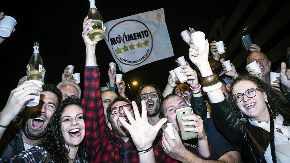 "Roms Bürgermeisterin Virginia Raggi: ""Heute beginnt eine neue Ära"""