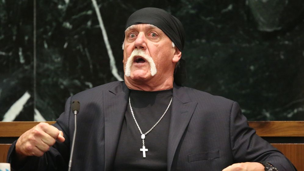 "Hulk Hogan: ""Komplett gedemütigt"""