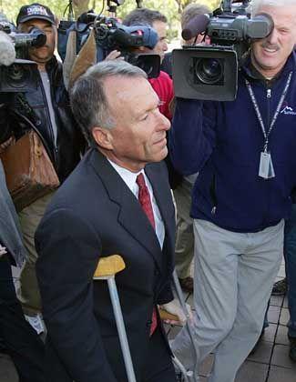 """""""Scooter"""" Libby: Schuldspruch gegen Cheneys Ex-Berater"""