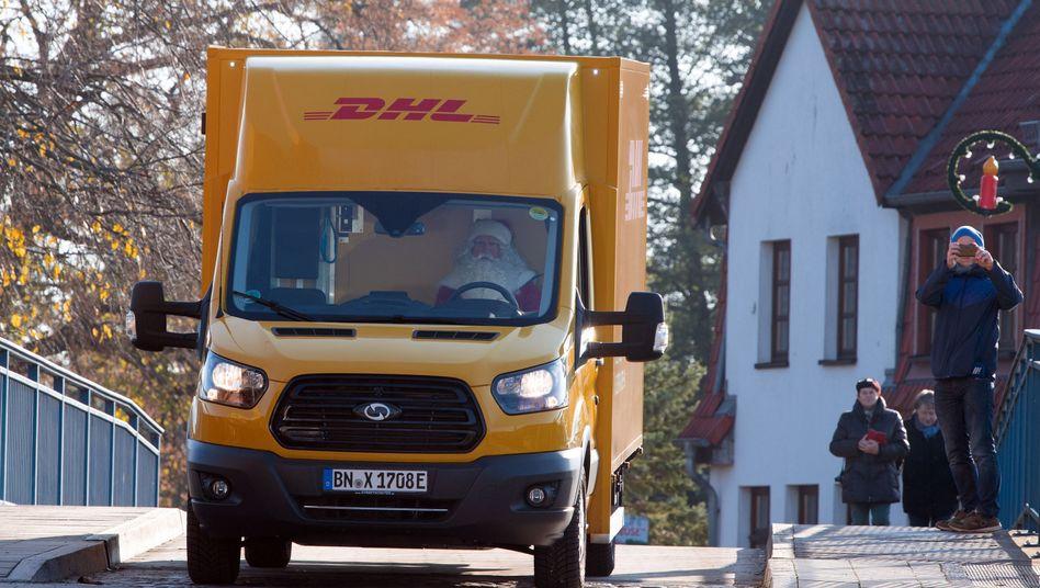 Paketzusteller: Preis für Paket S bleibt unverändert