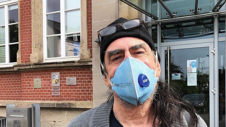 """Aktivist Kallenborn:""""Warum muss ich das alles allein machen?"""""""