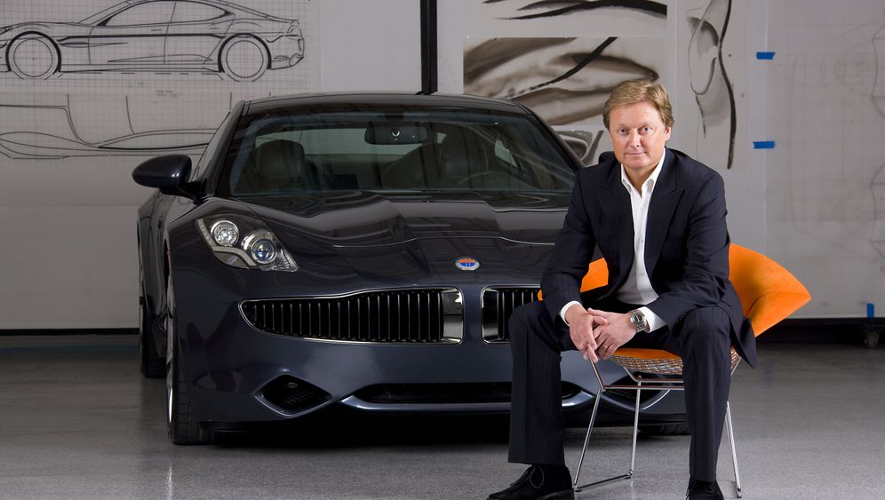E-Auto-Marke Fisker: Luxus im grünen Gewand