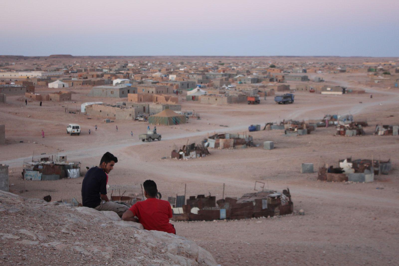 Westsahara - Unispiegel 4/2019 S. 22