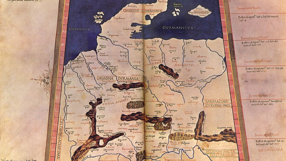 Photo Gallery: Ptolemy's Geography