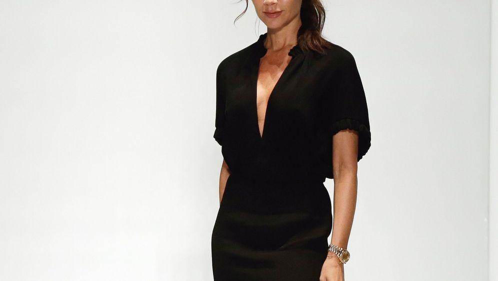 Victoria Beckham: Magere Models