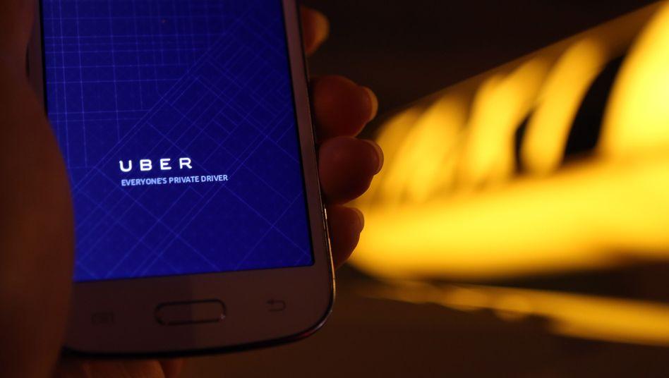 Handy-App Uber Pop: Neuer Rechtsstreit