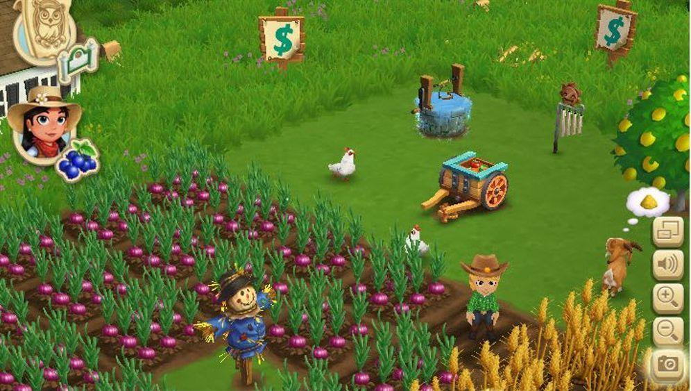 """Fotostrecke: Falls Sie """"Farmville"""" noch nie gesehen haben"""