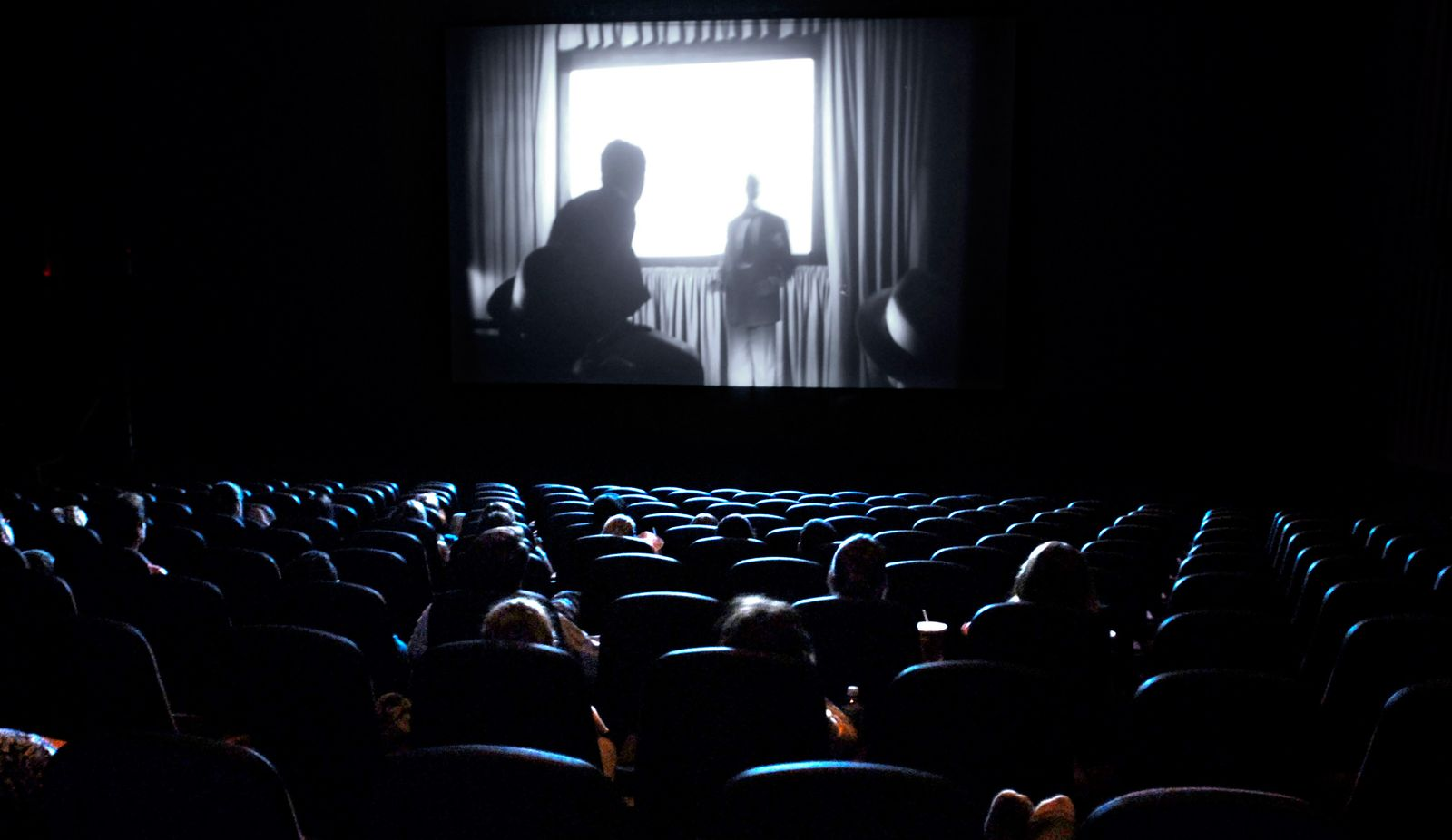 NICHT MEHR VERWENDEN! - Symbolbild/ Kino/ Kinosaal