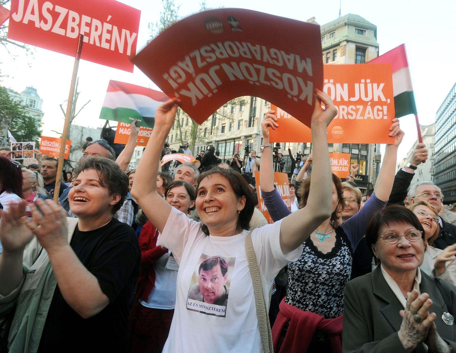Ungarn / Fidesz