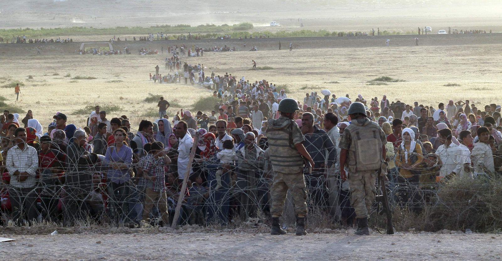 SYRIA-CRISIS/DRONES