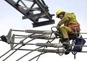 Stromleitung: Dämpfer bei Netzgebühren droht