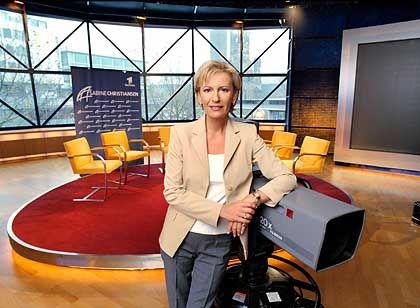 TV-Talkerin Christiansen: Platz machen für die WM