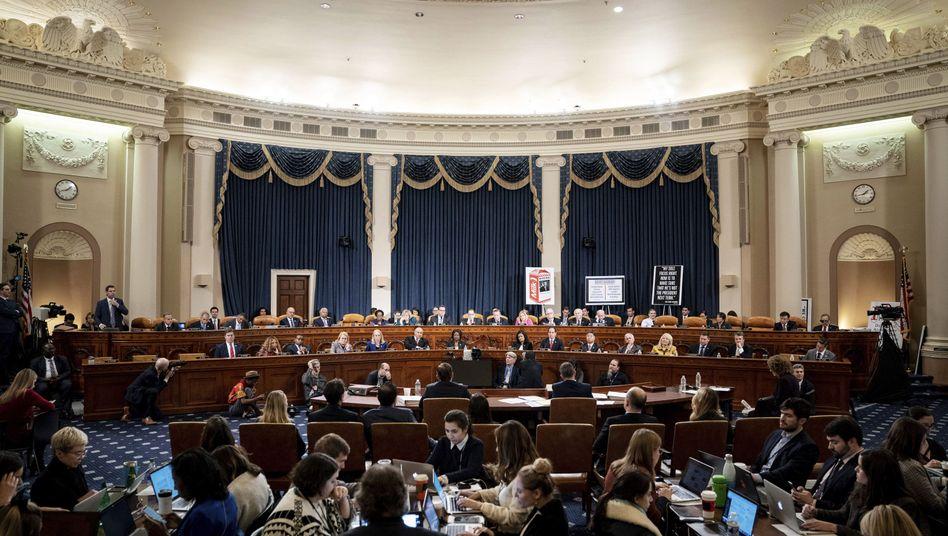 Justizausschuss des Repräsentantenhauses: Es geht voran im Verfahren gegen Trump