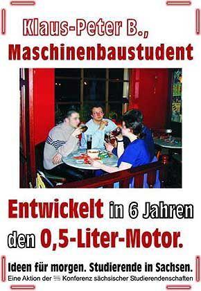 Prost, Klaus-Peter: Soll den Durst der Autos löschen