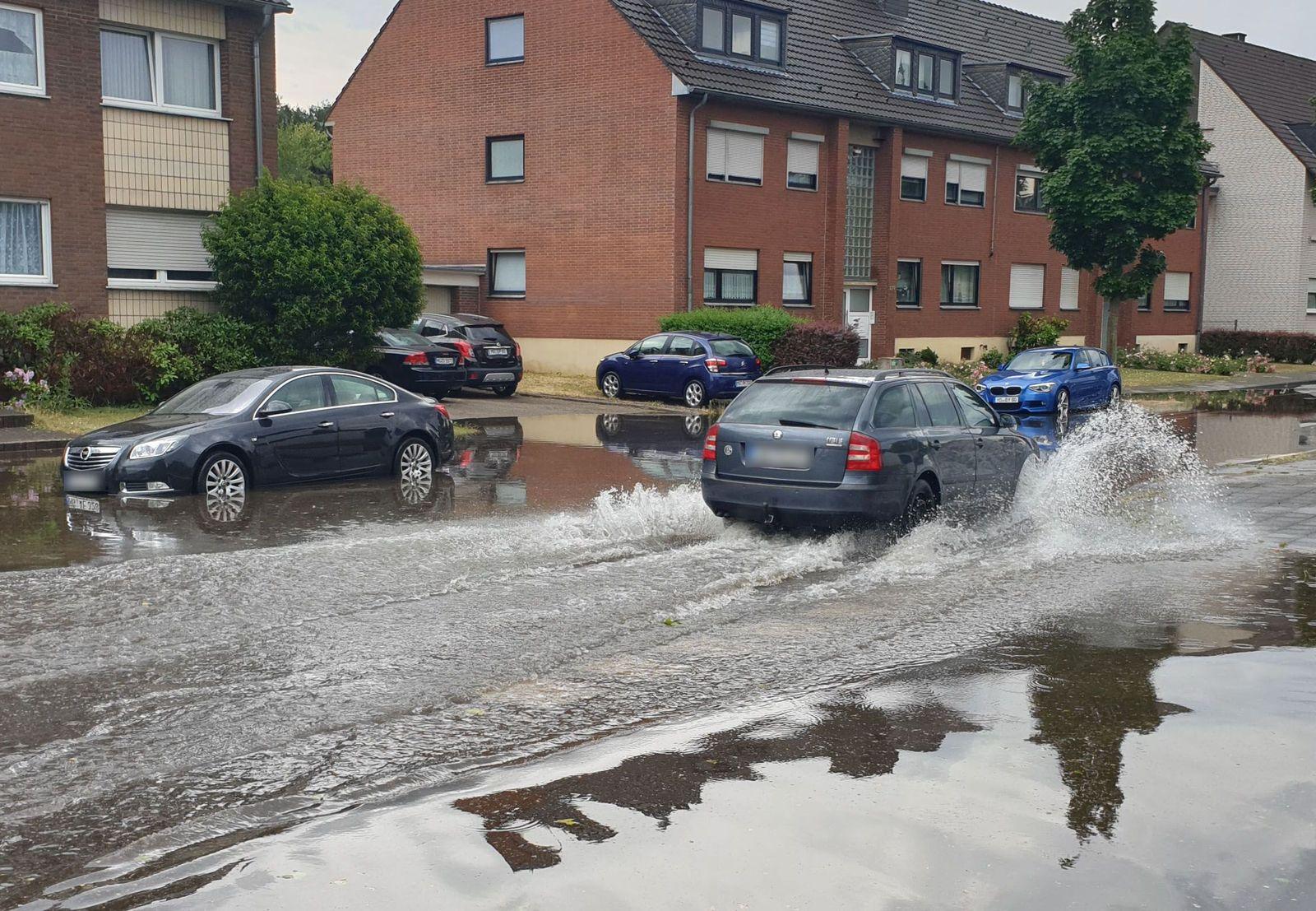 Wetter Mönchengladbach Unwetter