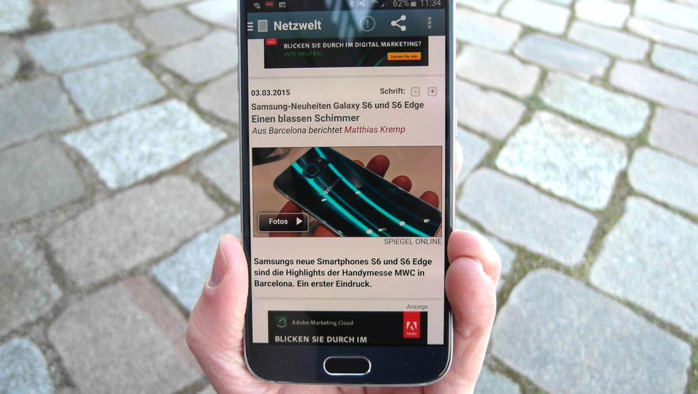 Galaxy S6 im Test: Samsungs neues Top-Smartphone