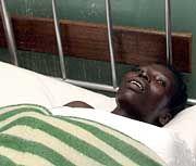 Ebola-Patientin in Uganda: Regelmäßige Ausbrüche in Afrika