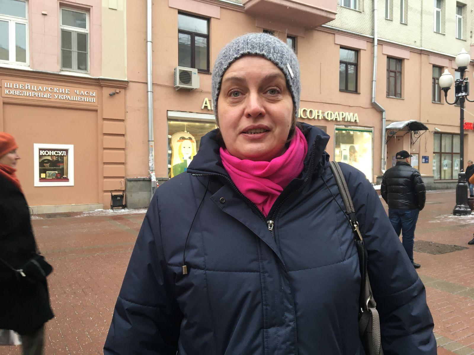 Russland/ Stimmung/ Skripal/ Olga Perschina/ Christina Hebel