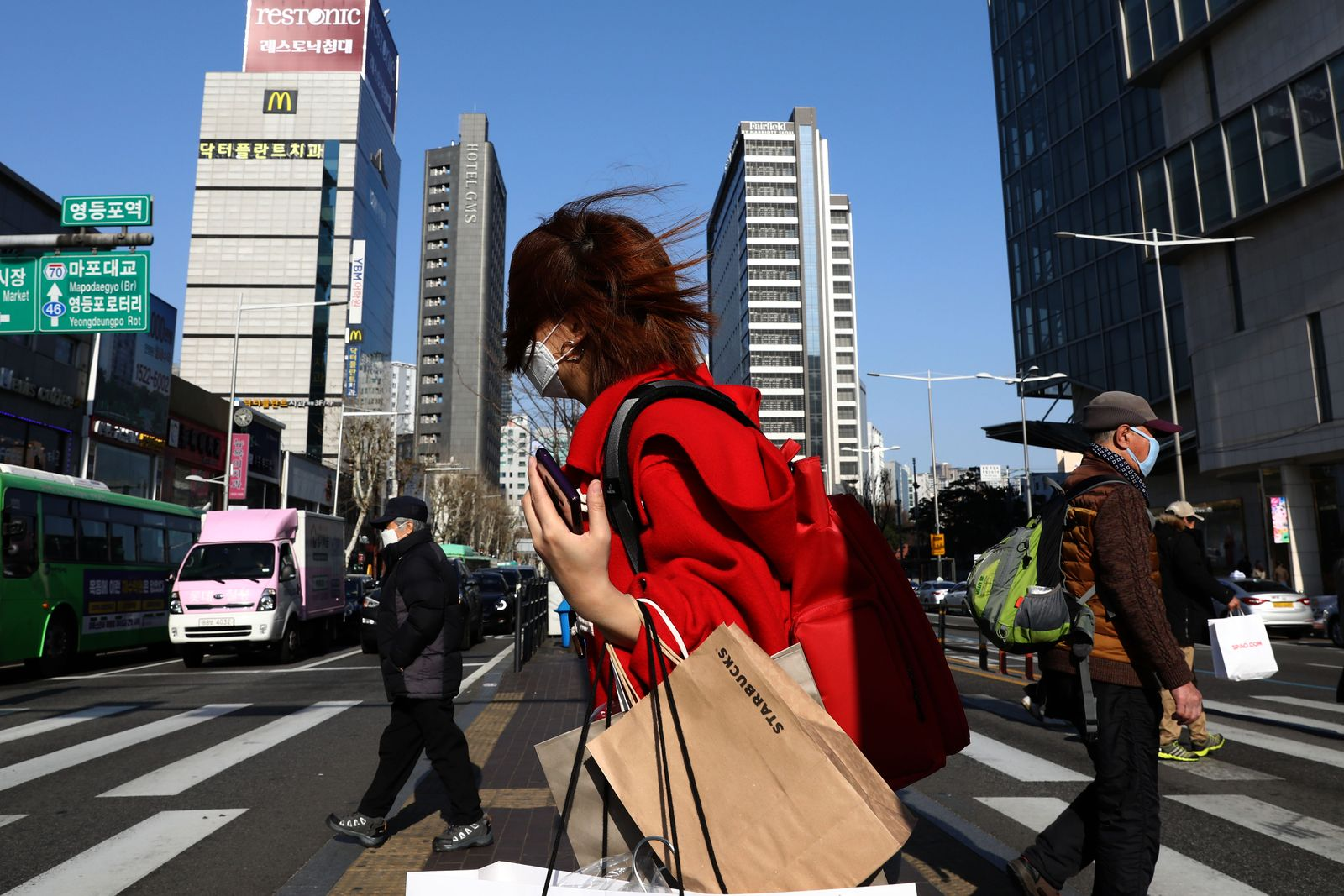 Concern In South Korea As The Coronavirus Continues To Spread