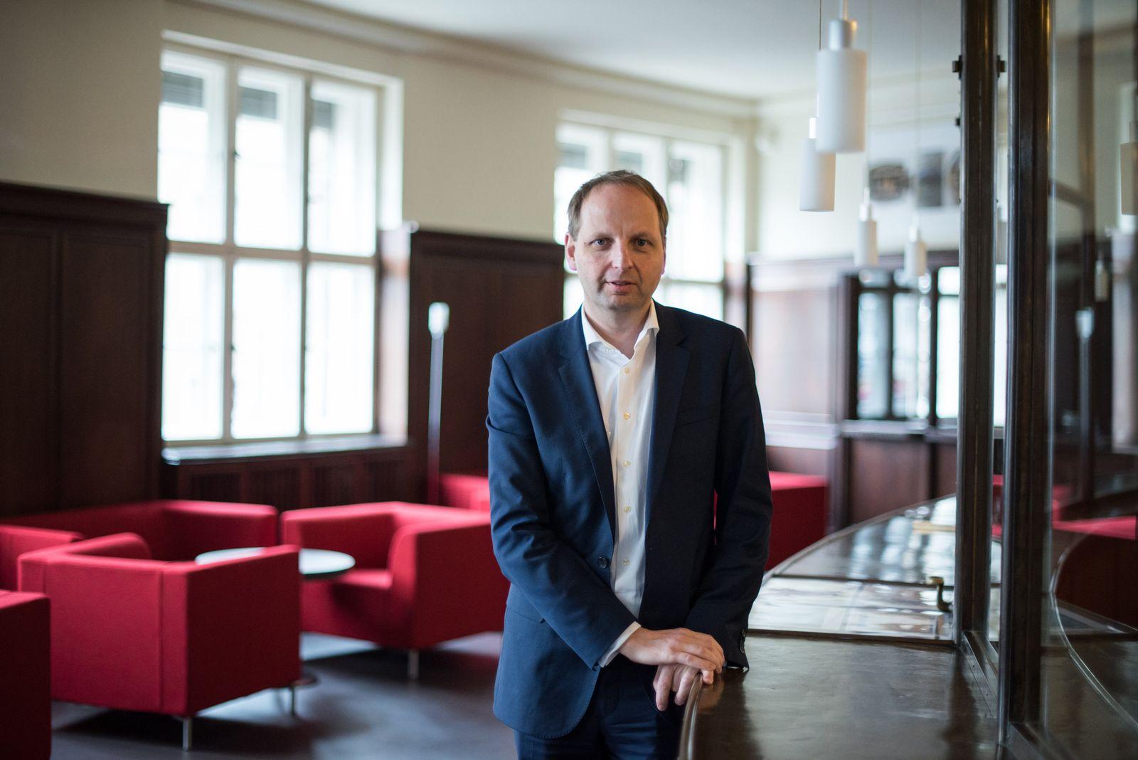 Berliner Justizsenator Thomas Heilmann
