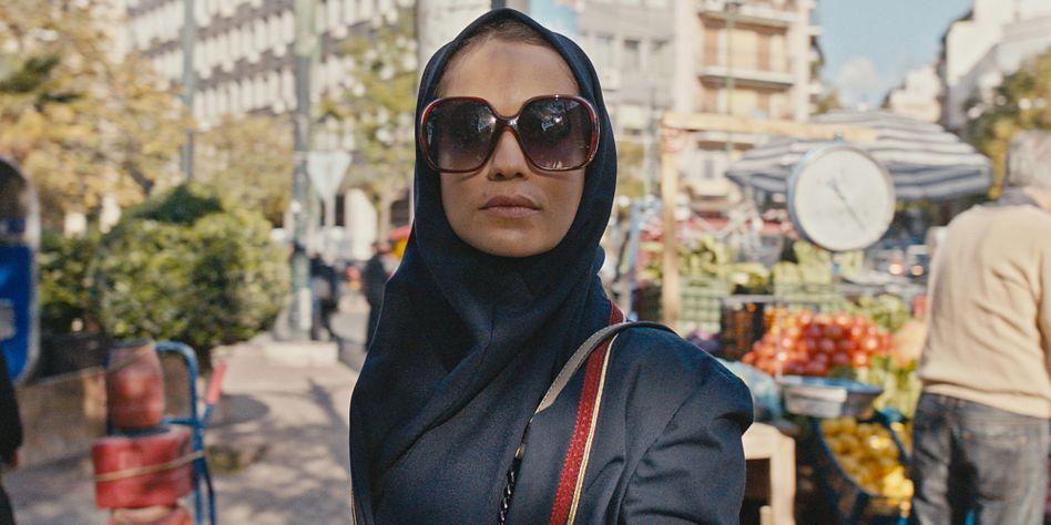 Niv Sultan als Agentin Tamar Rabinyan: Im Land des Erzfeindes
