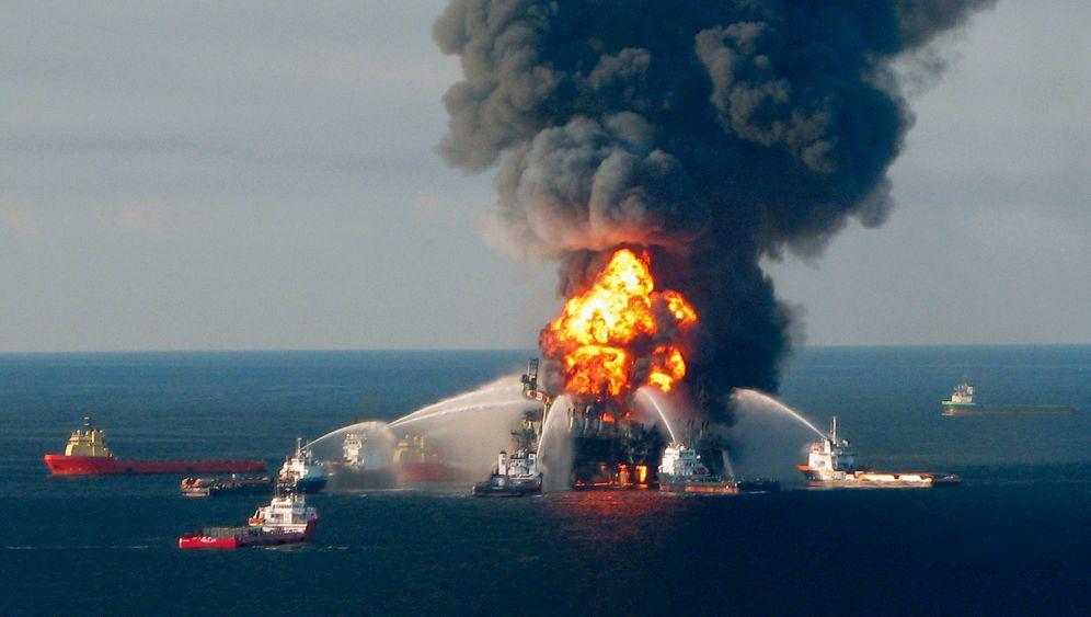 """""""Deepwater Horizon"""" - das Inferno und die Ölpest"""