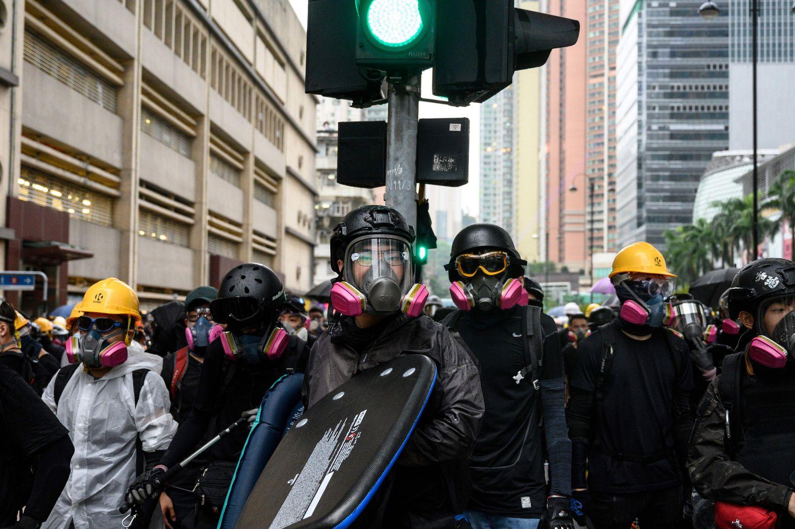 Hongkong 2019/ Proteste