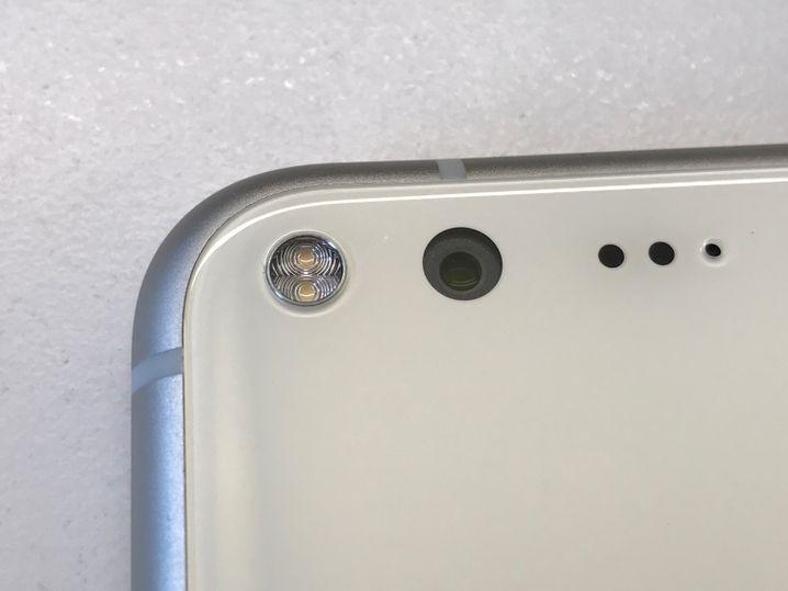 Die Hauptkamera des Pixel XL