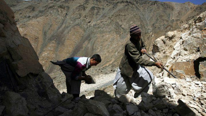 Afghanistan: Bodenschätze am Hindukusch