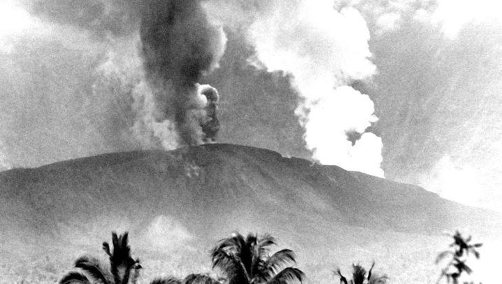 Vulkanausbrüche: Unsichtbare Gefahr aus der Aschewolke