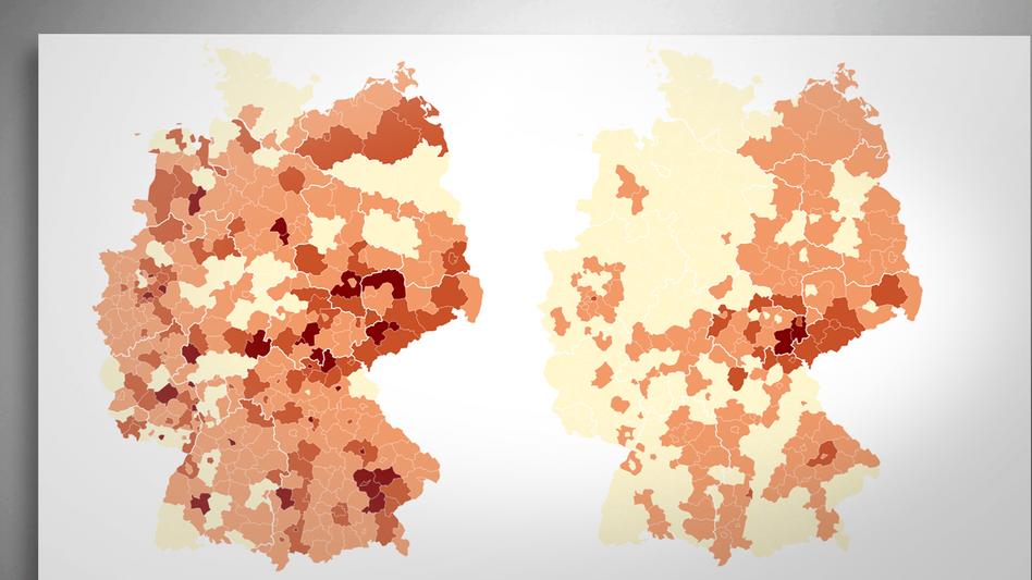 Die hohen Inzidenzen bei Kindern sind mitunter relativ – in manchen Orten reicht schon ein Ausbruch in einem Kindergarten