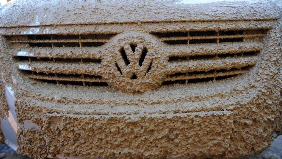 Abgas-Skandal: Volkswagen-Aktie stürzt ab