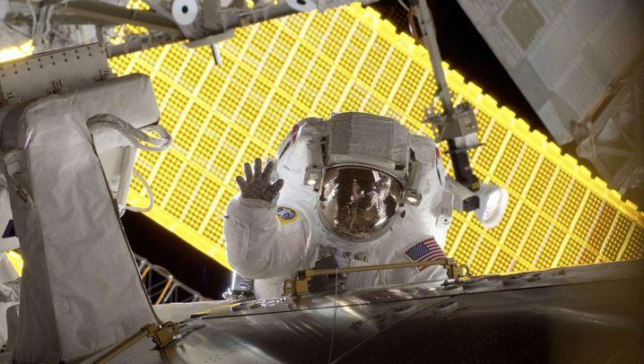 Bemannte Raumfahrt: Knappes Geld, fehlende Visionen