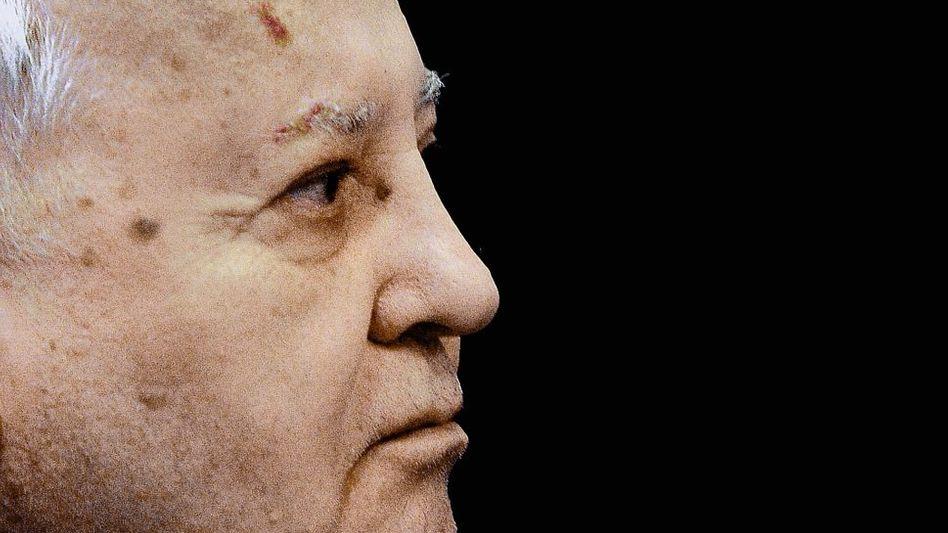 Pensionär Gorbatschow im November 2012: »Das Schicksal gab mir eine seltene Chance«