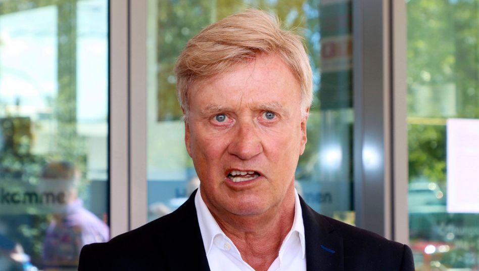Ex-Bürgermeister Ole von Beust