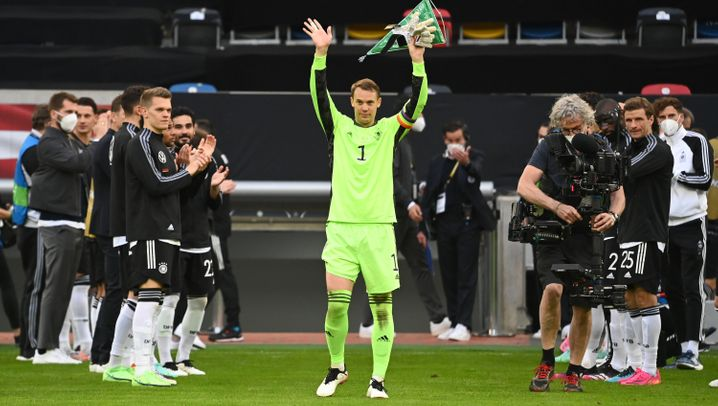 DFB-Elf vs. Lettland: Die deutsche Fußball-Nationalmannschaft in der Einzelkritik
