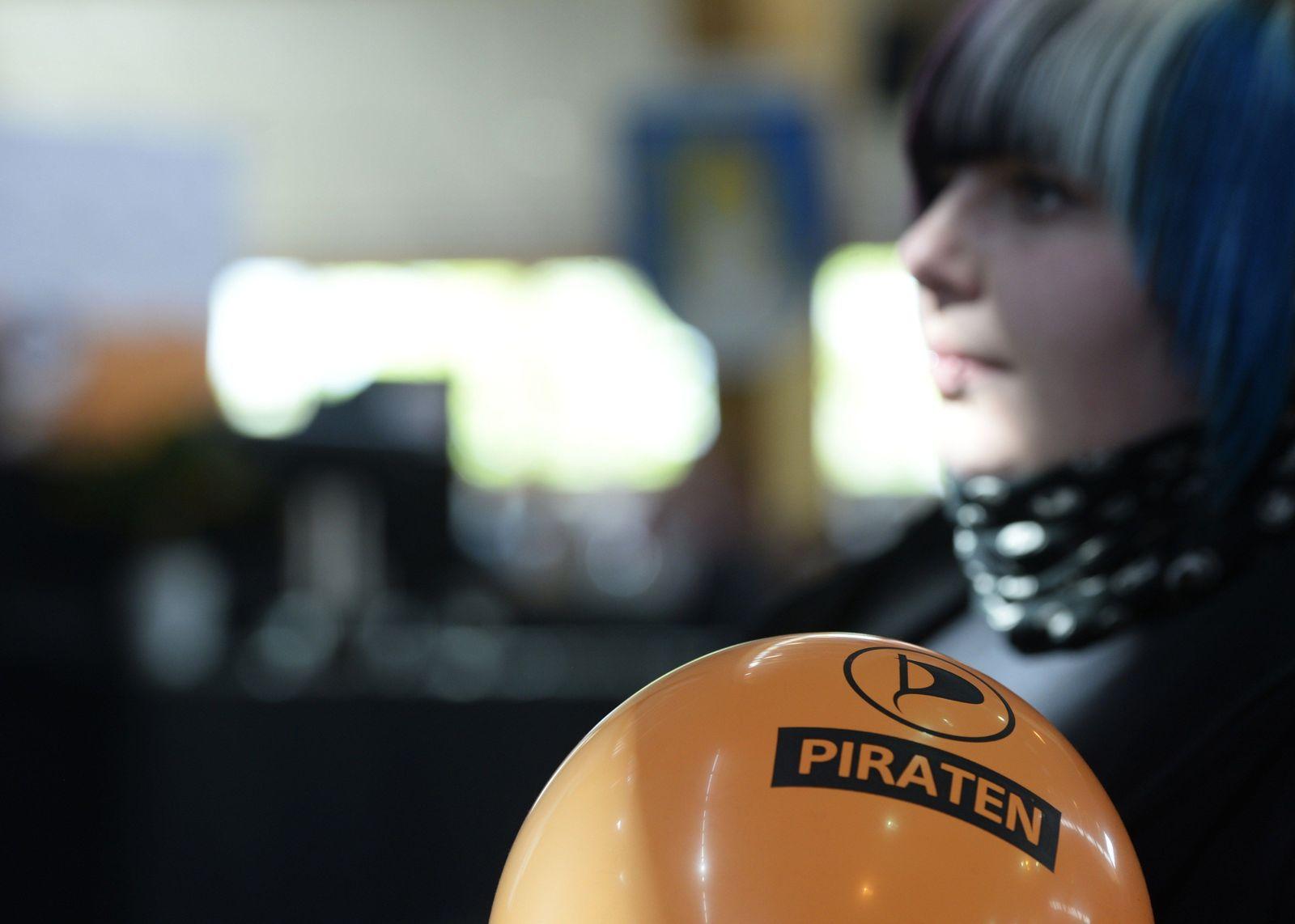 Piratenpartei / Parteitag
