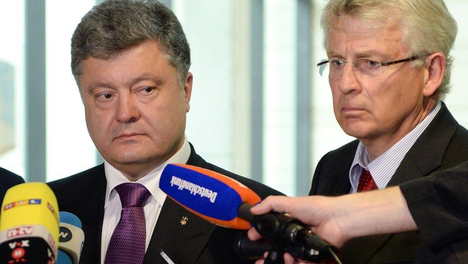 Wellmann: Eklat auf dem Moskauer Flughafen