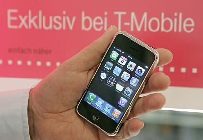 Apple iPhone: Probleme beim Entsperren der 999 Euro teuren vertragsfreien Version