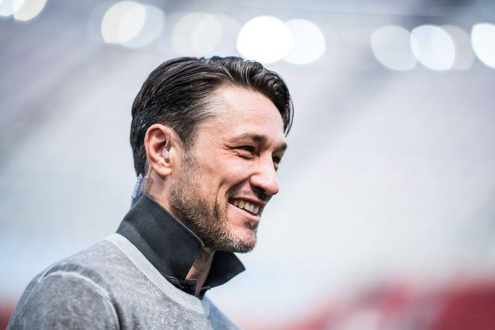 """Frankfurt-Trainer Kova¿: """"Diese Zielstrebigkeit finde ich geil"""""""
