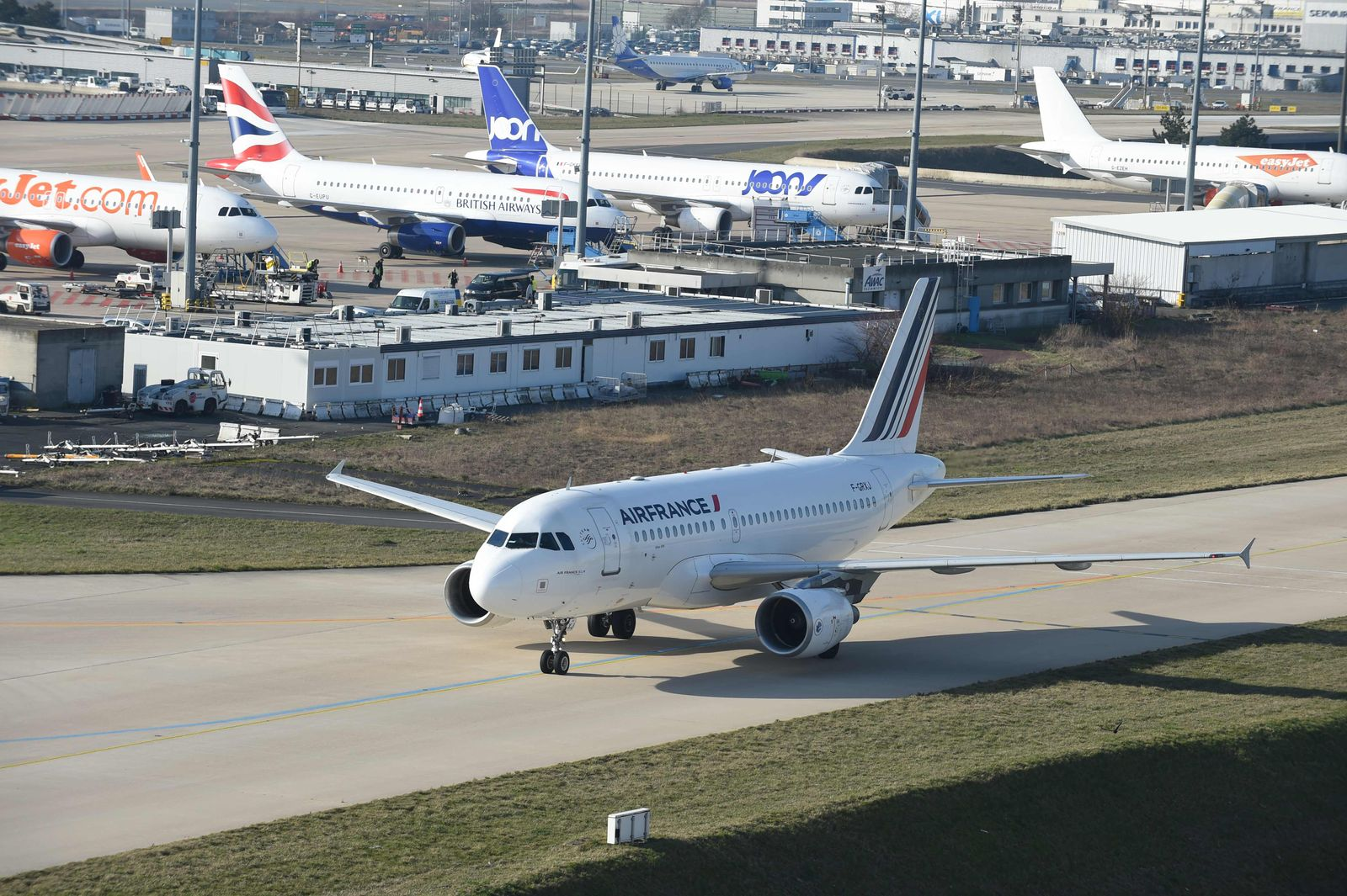 FRANCE-ECONOMY-TRANSPORT-AVIATION