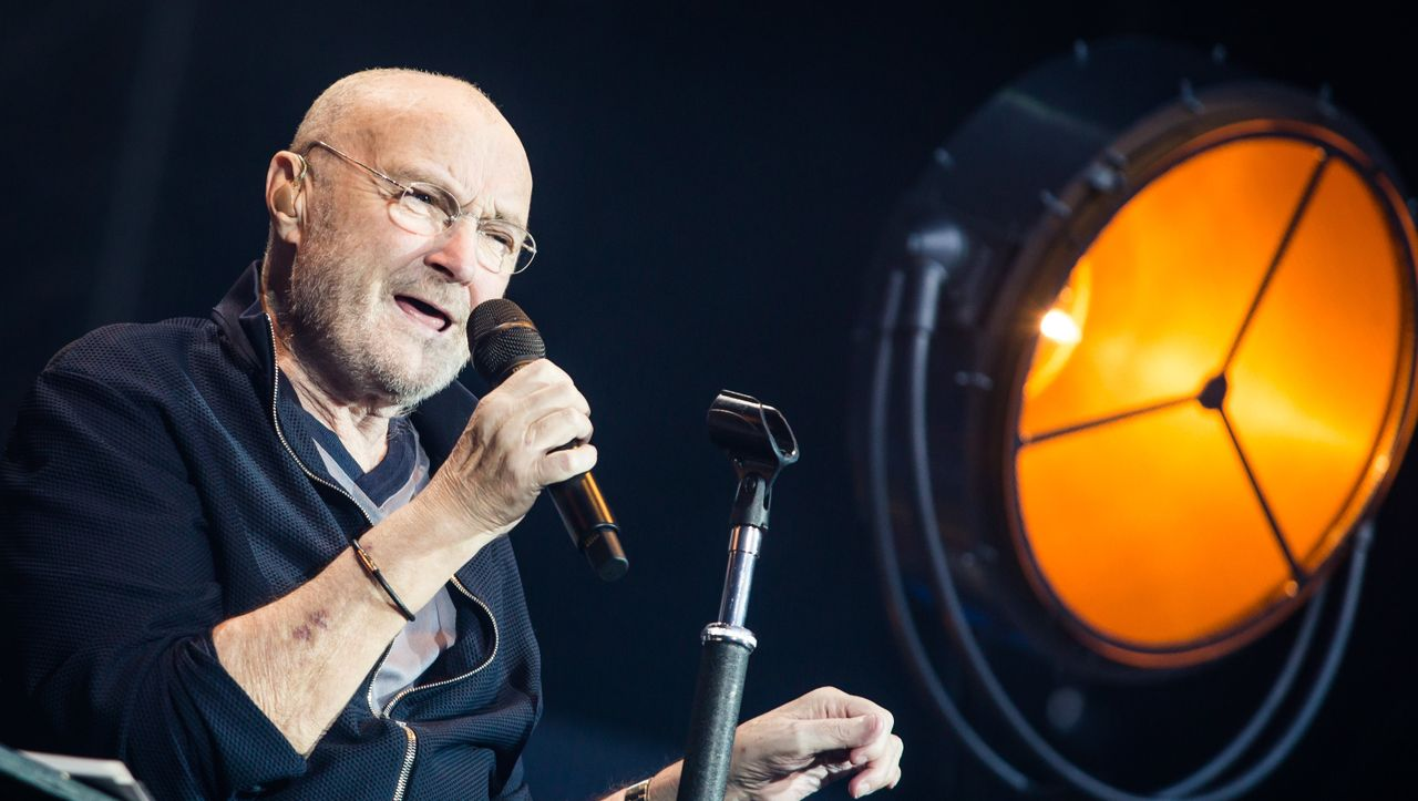 "Phil Collins will seinen Hit ""In The Air Tonight"" nicht mehr bei Donald ..."